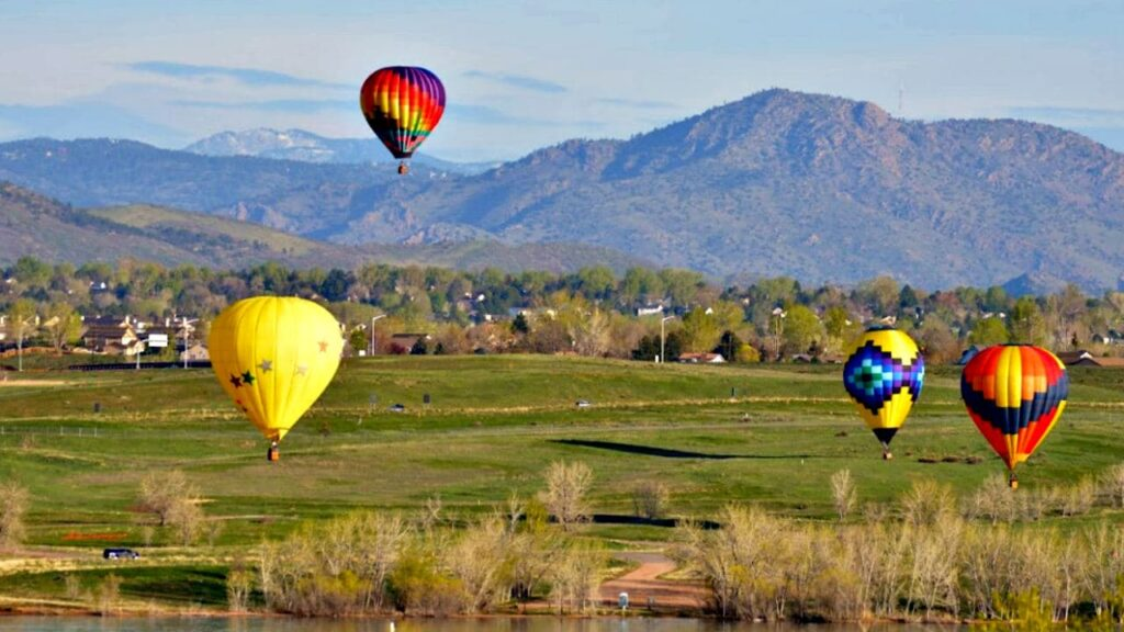 Chatfield State Park is one of the best campgrounds in Colorado