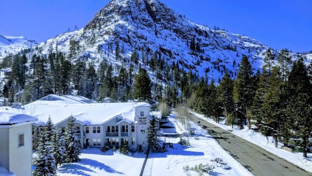 Palisades Tahoe is one of the best ski resorts in California