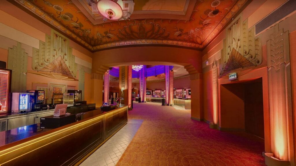 The Wiltern is one of the best wedding venues in California