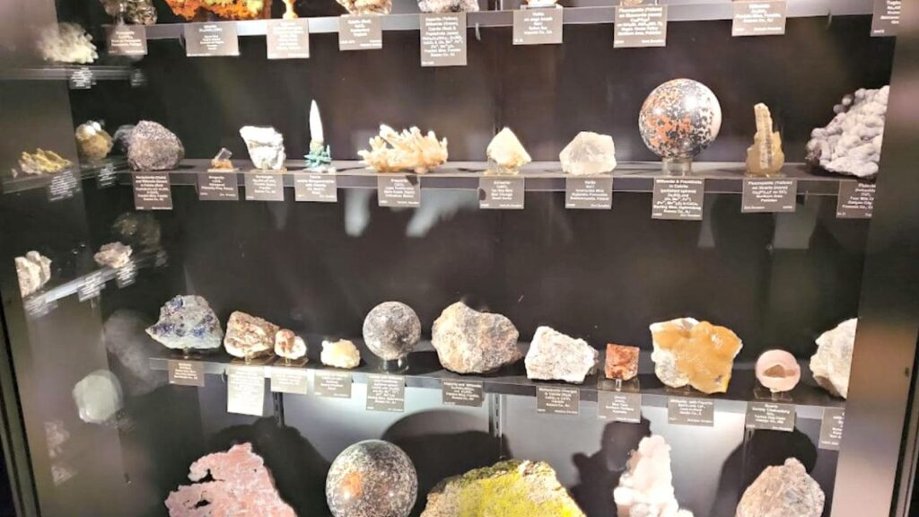 Mines Museum of Earth Science is one of the best museums in Colorado