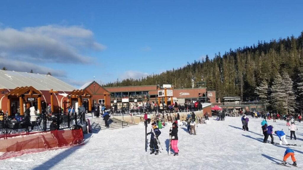 Sierra-at-Tahoe Resort