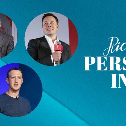 Richest Person in California
