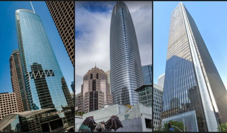 Tallest Buildings in California